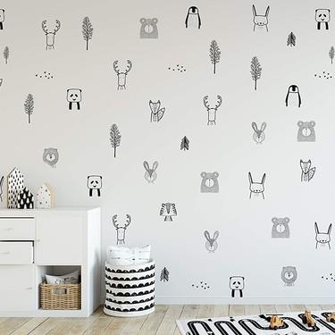 Cómo preparar una bonita habitación de estilo nórdico para tu bebé comprando online (a buen precio)