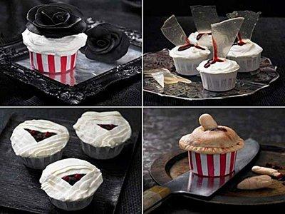 Especial Halloween: 'Un zombie se comió mi cupcake' o cómo preparar dulces terroríficos