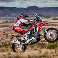 Kevin Benavides se fractura la mano derecha y se perderá el Dakar 2017