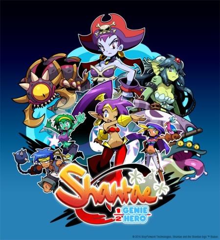 Shantae Half Genie Hero 01