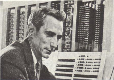 La capacidad de almacenamiento de bits, según Claude Shannon