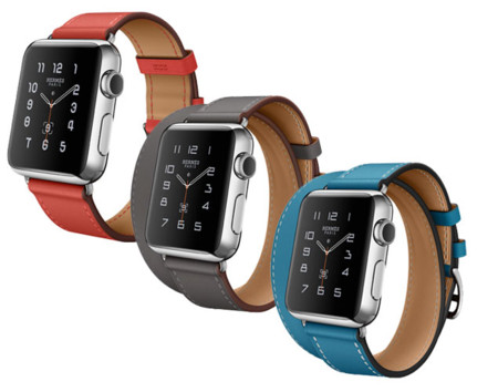Hermés convertirá en el accesorio it al Apple watch este otoño