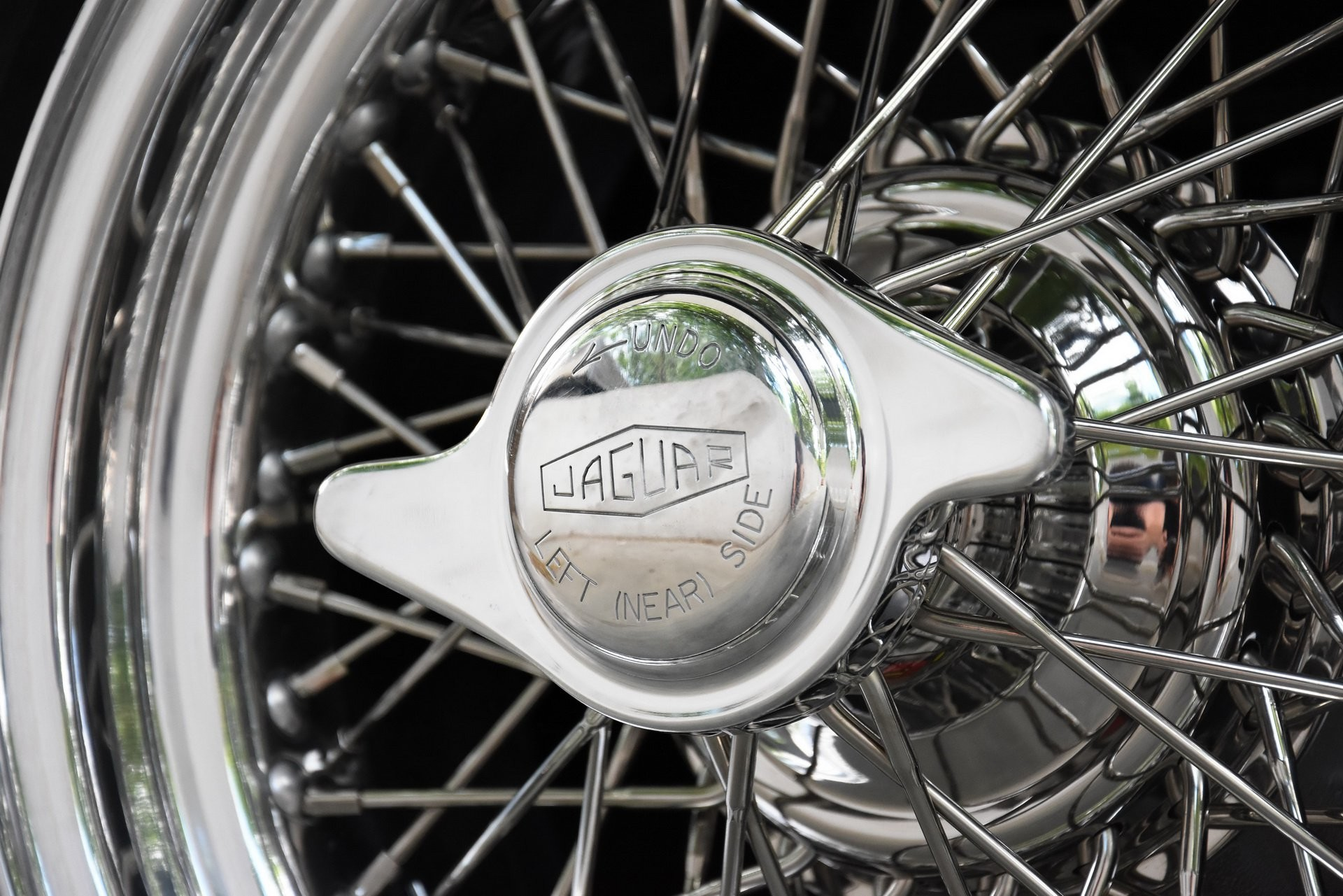 Foto de Jaguar E-Type 1974 restomod (9/20)