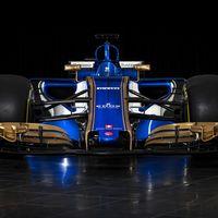 Sauber C36: nuevo monoplaza y 25 años de F1 que celebrar