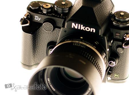 Nikon Df, análisis