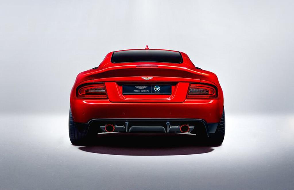 Foto de Aston Martin Vanquish Callum 25 by R-Reforged (18/19)