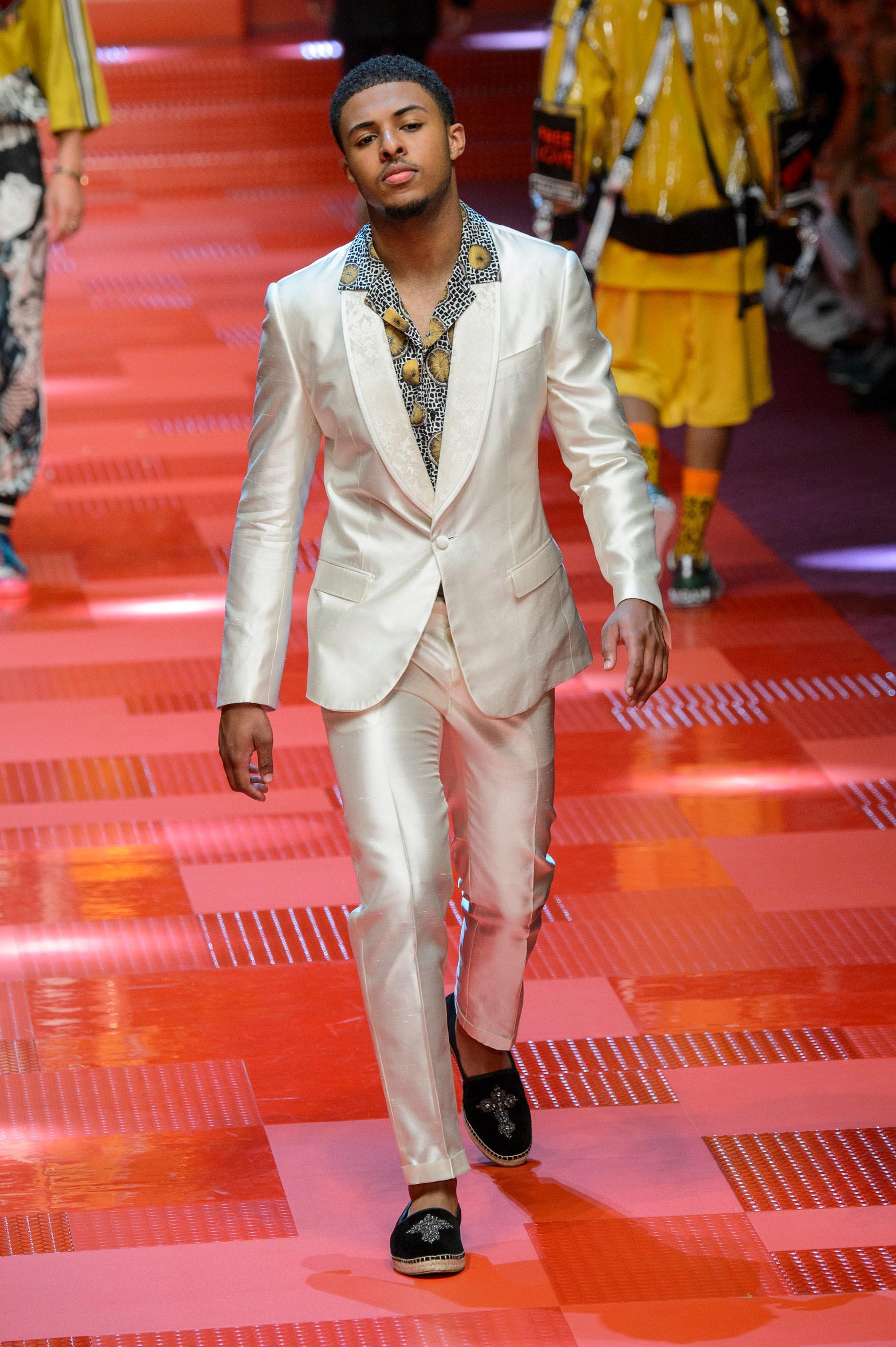 Foto de Dolce & Gabbana desfile (44/72)
