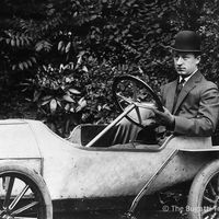 Así empezó todo para Ettore Bugatti, con el Bugatti Type 10 de principios del siglo XX