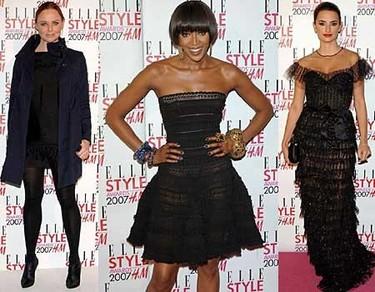 Elle Style Awards 2007