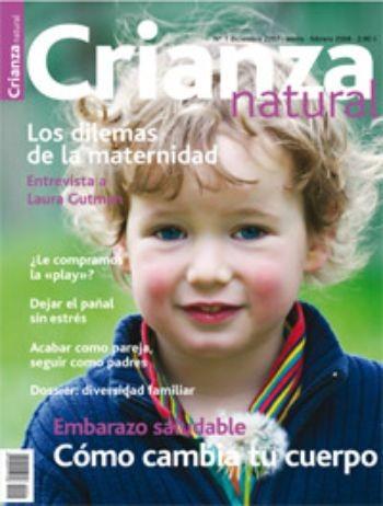 Nueva revista Crianza Natural