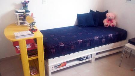 Palets Dormitorio 5