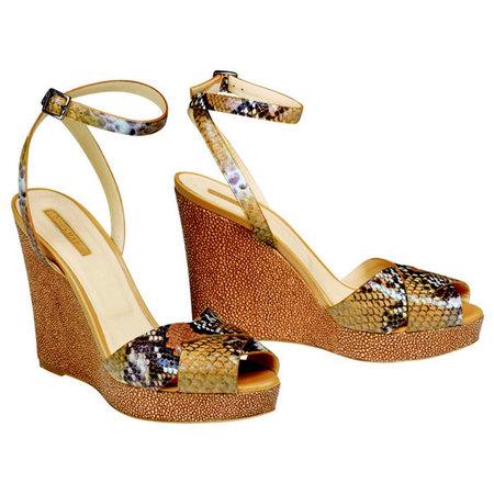 Longchamp Shoe Collection Primavera 2013: pies sexys, sofisticados y coloridos