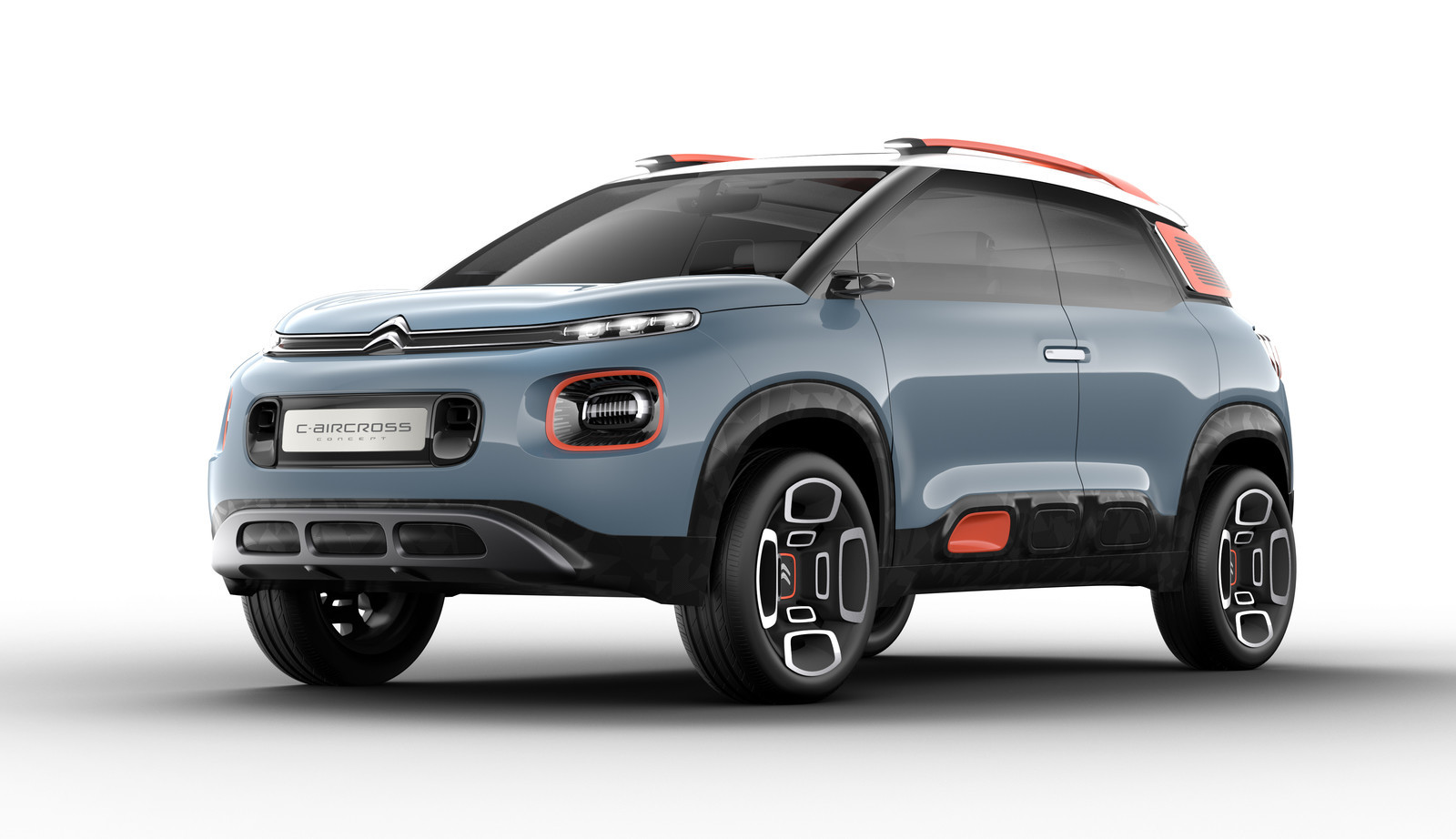 Foto de Citroën C-Aircross Concept (4/12)