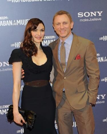 Rachel Weisz, encantada de estar casada con Daniel Craig: ¡no te fastidia!