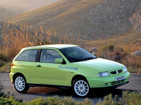 Seat Ibiza Gti 16v Cupra 1