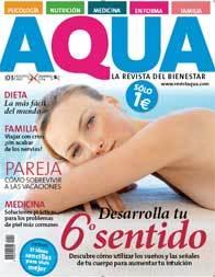 Aqua. Nueva publicación dedicada a la salud