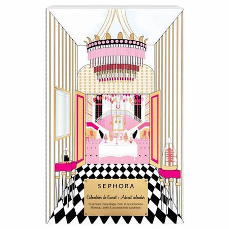 Calendario De Adviento De Belleza De Sephora 2016