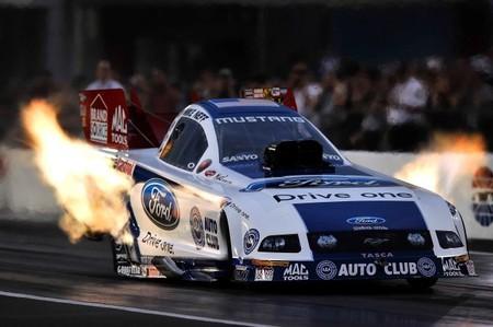 Ford sigue con su retirada progresiva de la competición