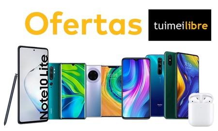 Las ofertas de la semana en tuimeilibre: smartphones Android de gama alta y media y AirPods a los mejores precios
