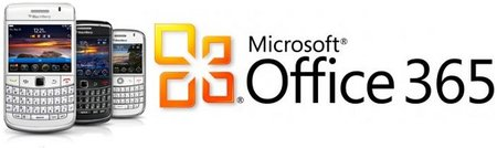 Nuevo servicio de BlackBerry Enterprise junto con Microsoft Office 365