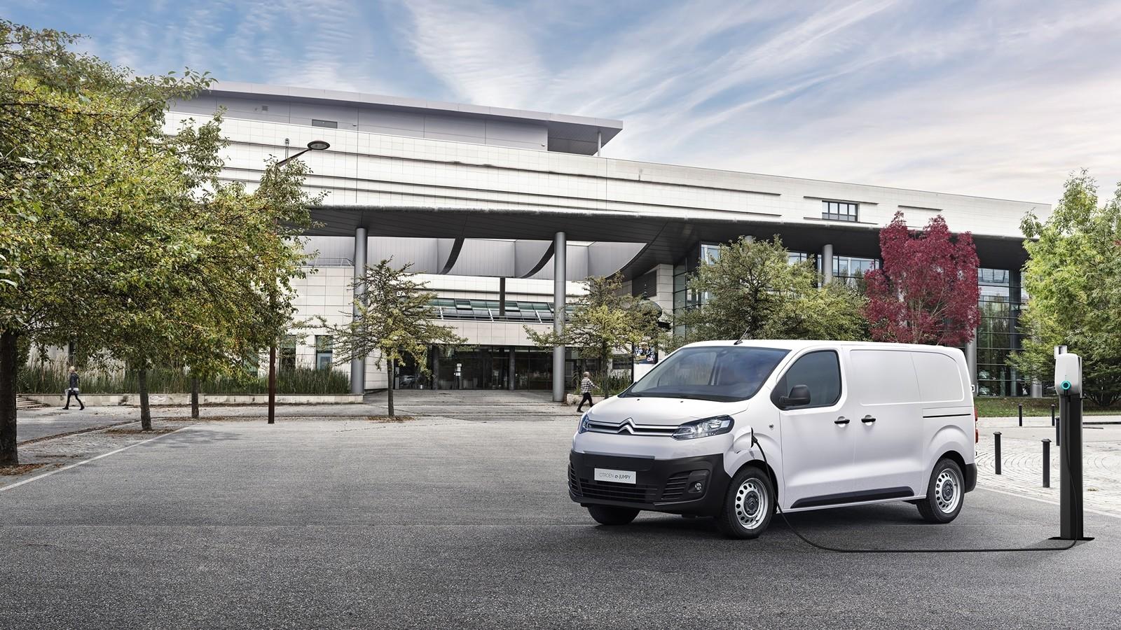 Foto de Citroën ë-Jumpy 2020 (3/7)