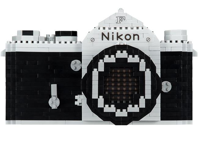 Construye tu propia Nikon F con este kit