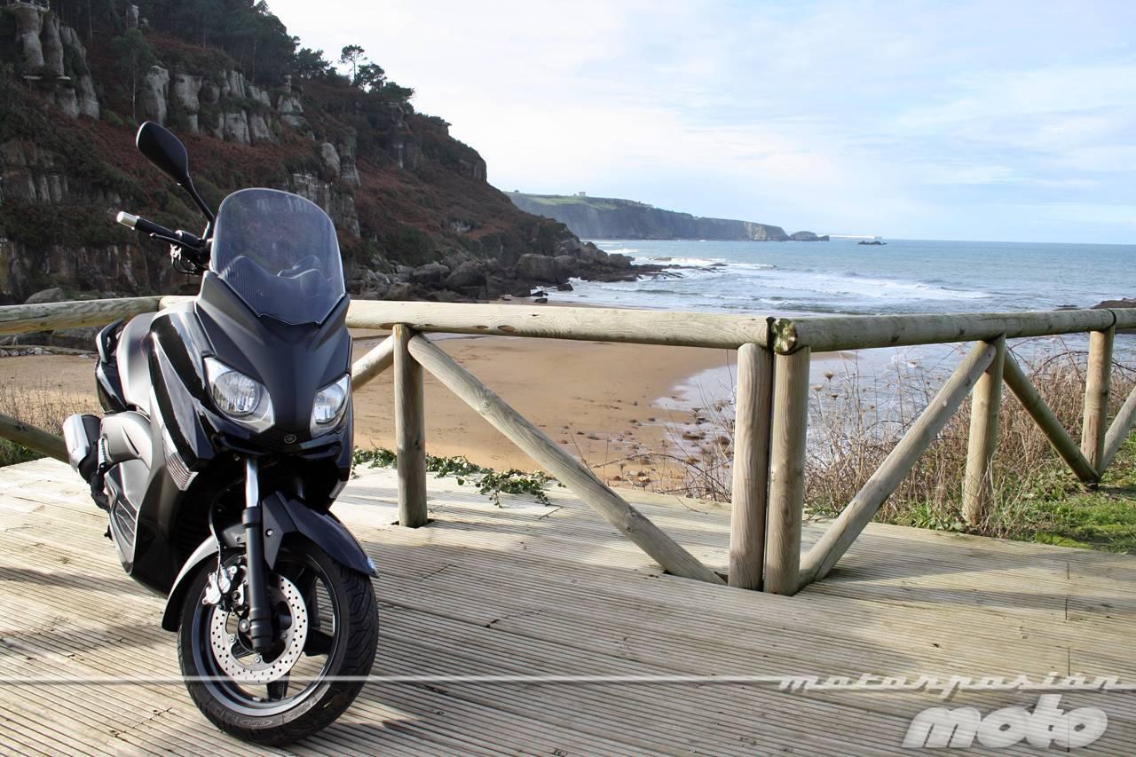 Foto de Yamaha X-MAX 125, prueba (valoración, ficha técnica y galería) (41/46)