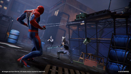 Spider Man Ps4 2