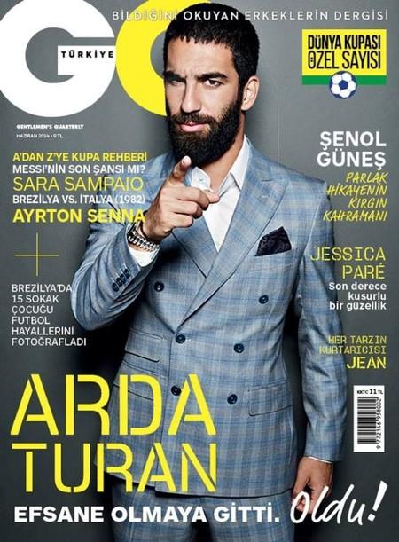 Arda Turán para la GQ Turquía ¿Se puede estar más bueno? Lo dudo