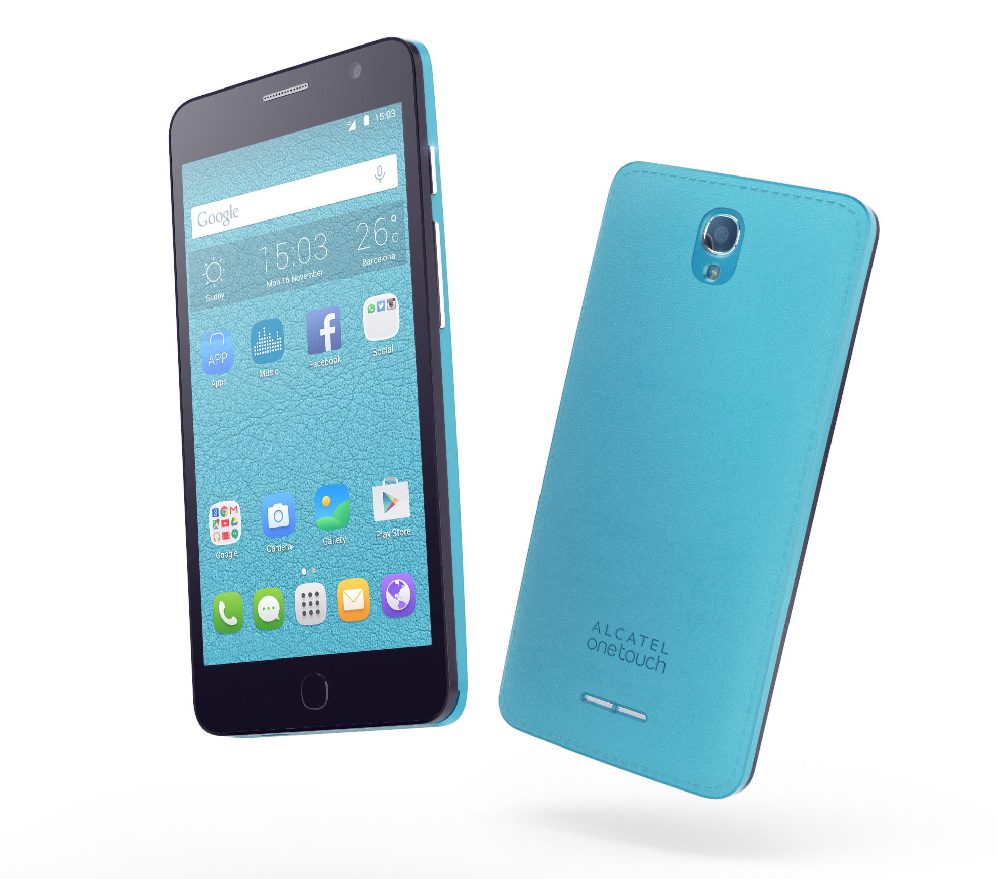 Foto de Alcatel OneTouch POP STAR (6/8)