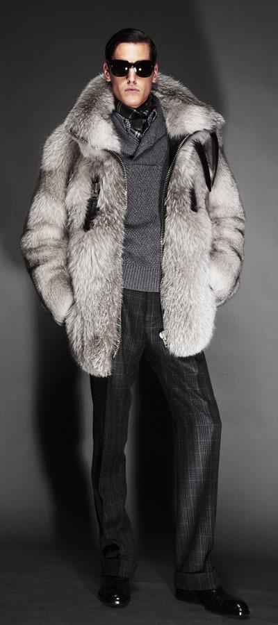 Foto de Tom Ford, colección masculina para el Otoño-Invierno 2011/2012 (7/44)