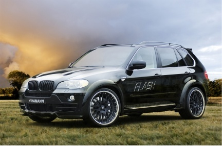 "Hamann BMW X5 ""Flash"""