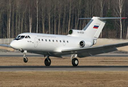 Bugulma Air Enterprise Yakovlev Yak 40