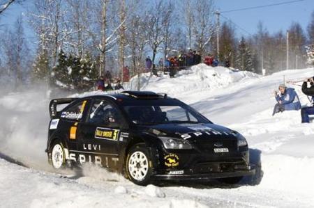 Marcus Grönholm vuelve al WRC en Portugal