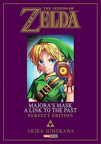The Legend Of Zelda Vol3 Perfect Edition Manga Panini D Nq Np 735191 Mlm31002761068 062019 F