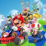 Mario Kart Tour se actualiza y da la bienvenida al modo de juego apaisado