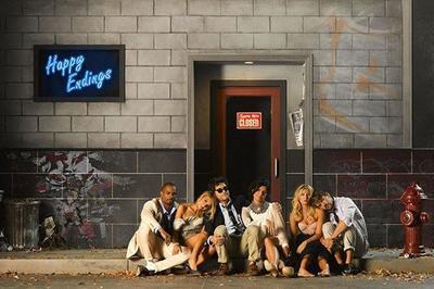 Es oficial: 'Happy Endings' no tendrá más episodios