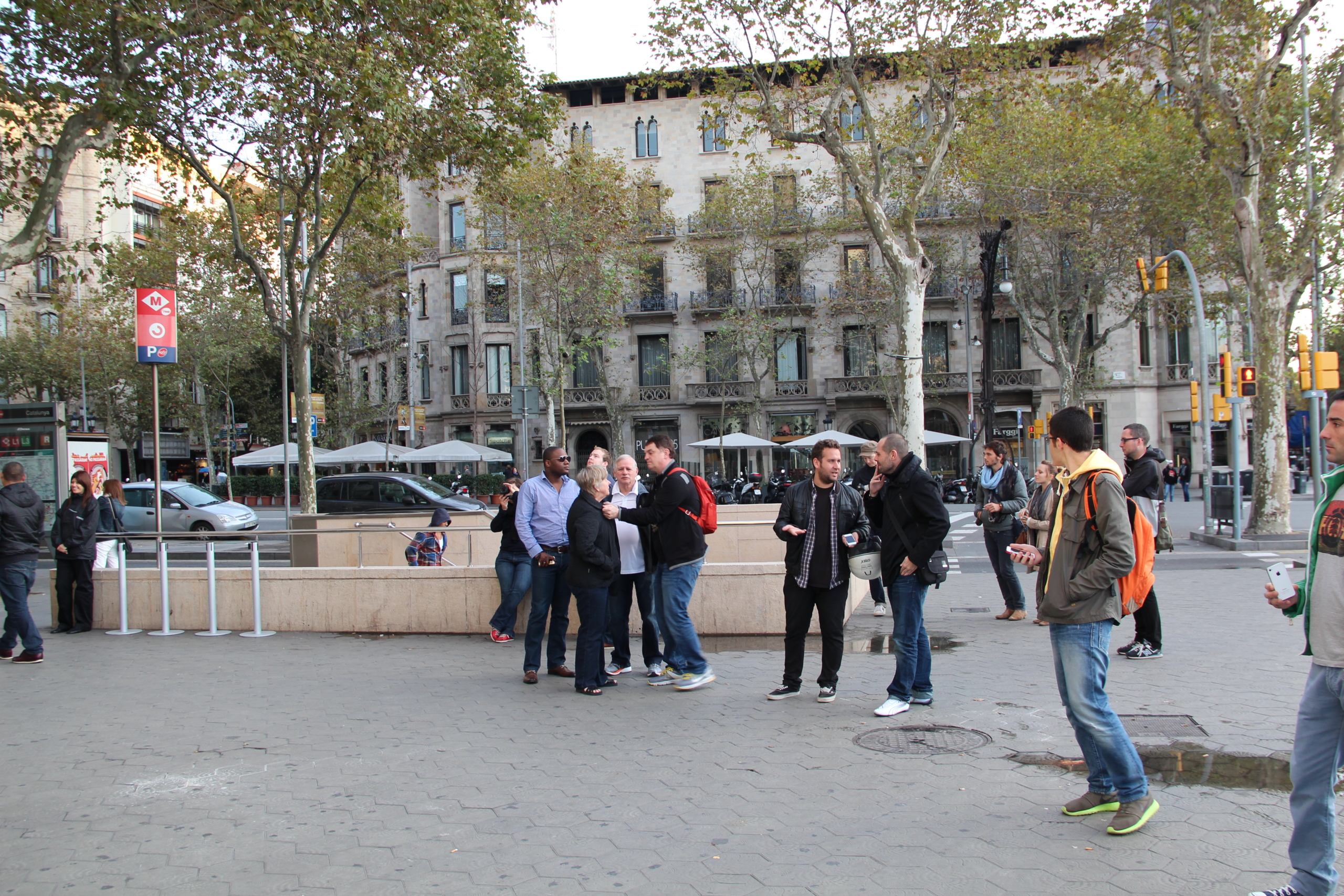 Foto de Lanzamiento del iPad Air en Barcelona (10/30)
