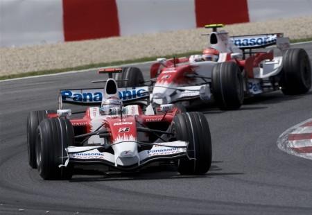 Resumen Temporada 2008: Toyota F1 Team