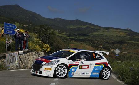 Peugeot Rally Targa Florio moderna