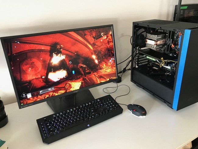 Pc Prueba Gaming Pc