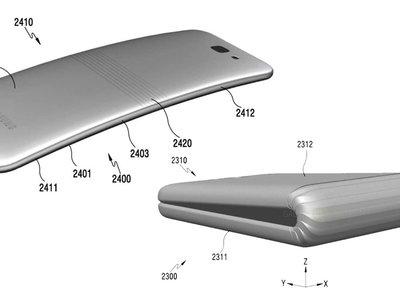 Avistado un modelo desconocido de Samsung en Corea: podría ser el móvil flexible Galaxy X