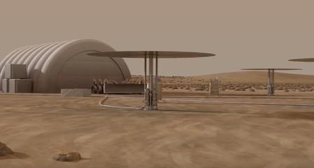 Así son los reactores nucleares que la NASA espera enviar a Marte: planean tenerlos listos para 2022