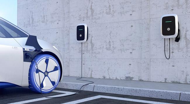 Volkswagen será proveedor eléctrico y no sólo pondrá los coches, también los enchufes