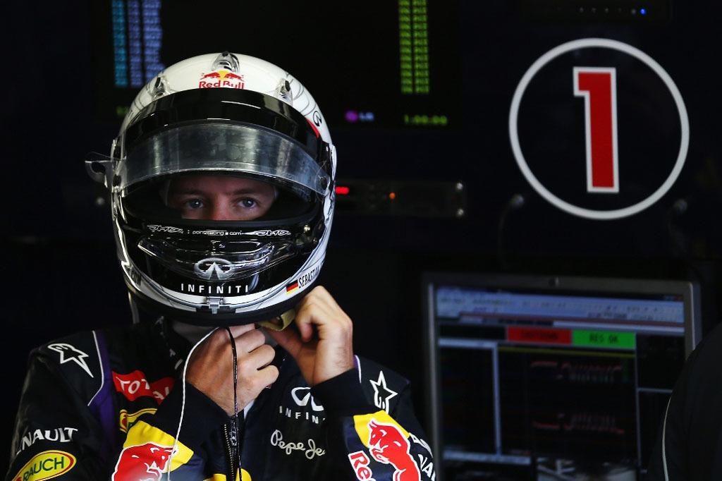 Foto de Sebastian Vettel - Red Bull Stratos (9/16)