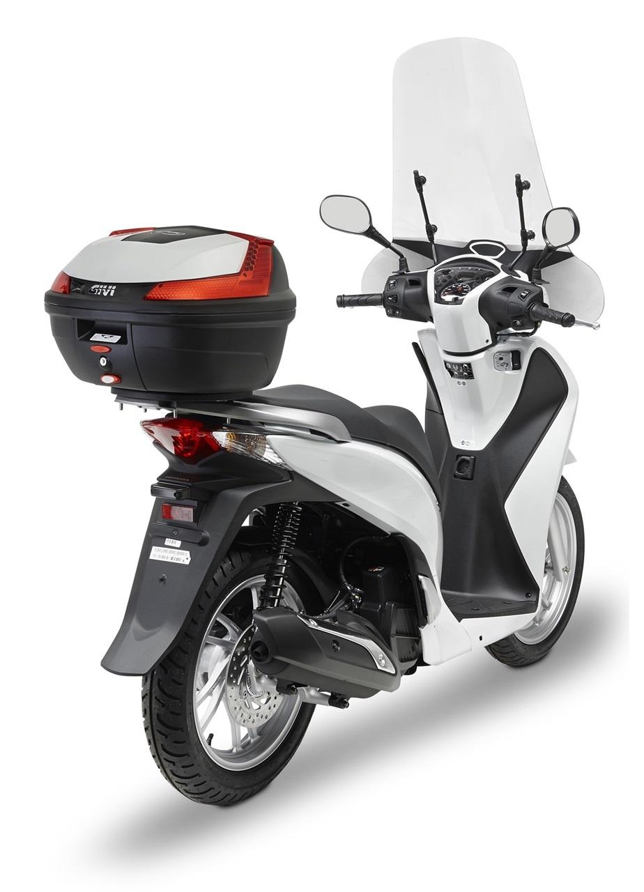 Foto de GIVI lanza su línea de accesorios para la Honda Scoopy SH125i (2/5)