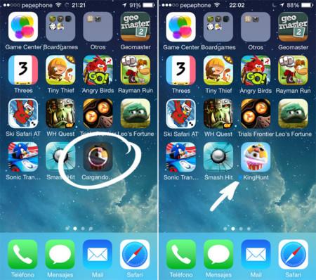 Actualizaciones automáticas App Store