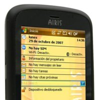 Airis T483, smartphone con GPS y pantalla táctil