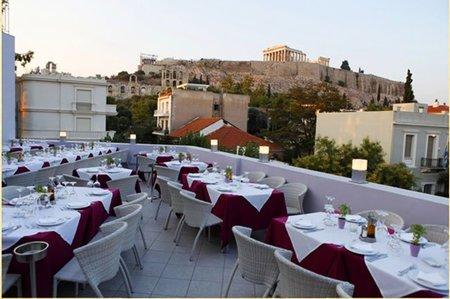 Los restaurantes con mejores vistas del mundo