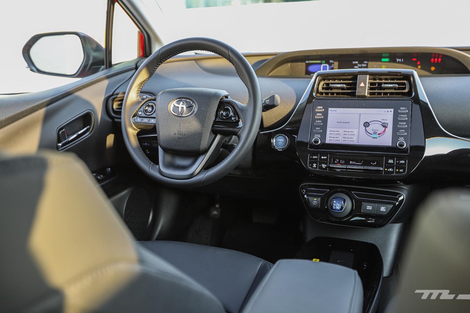 Foto de Toyota Prius 2021 (22/29)